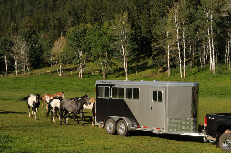 Featherlite trailer