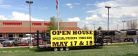 Transwest Truck Trailer RV open house may 2013