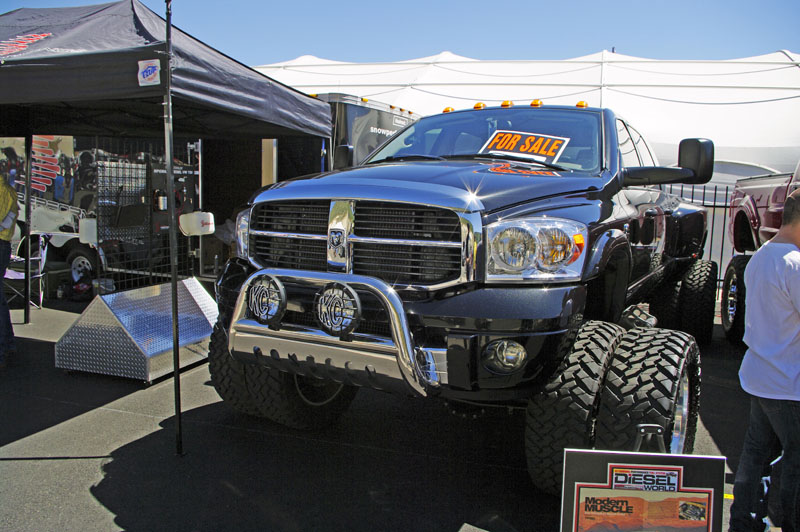 Bandimere Truck Fest In Colorado Daily Drivers And Pro S Race