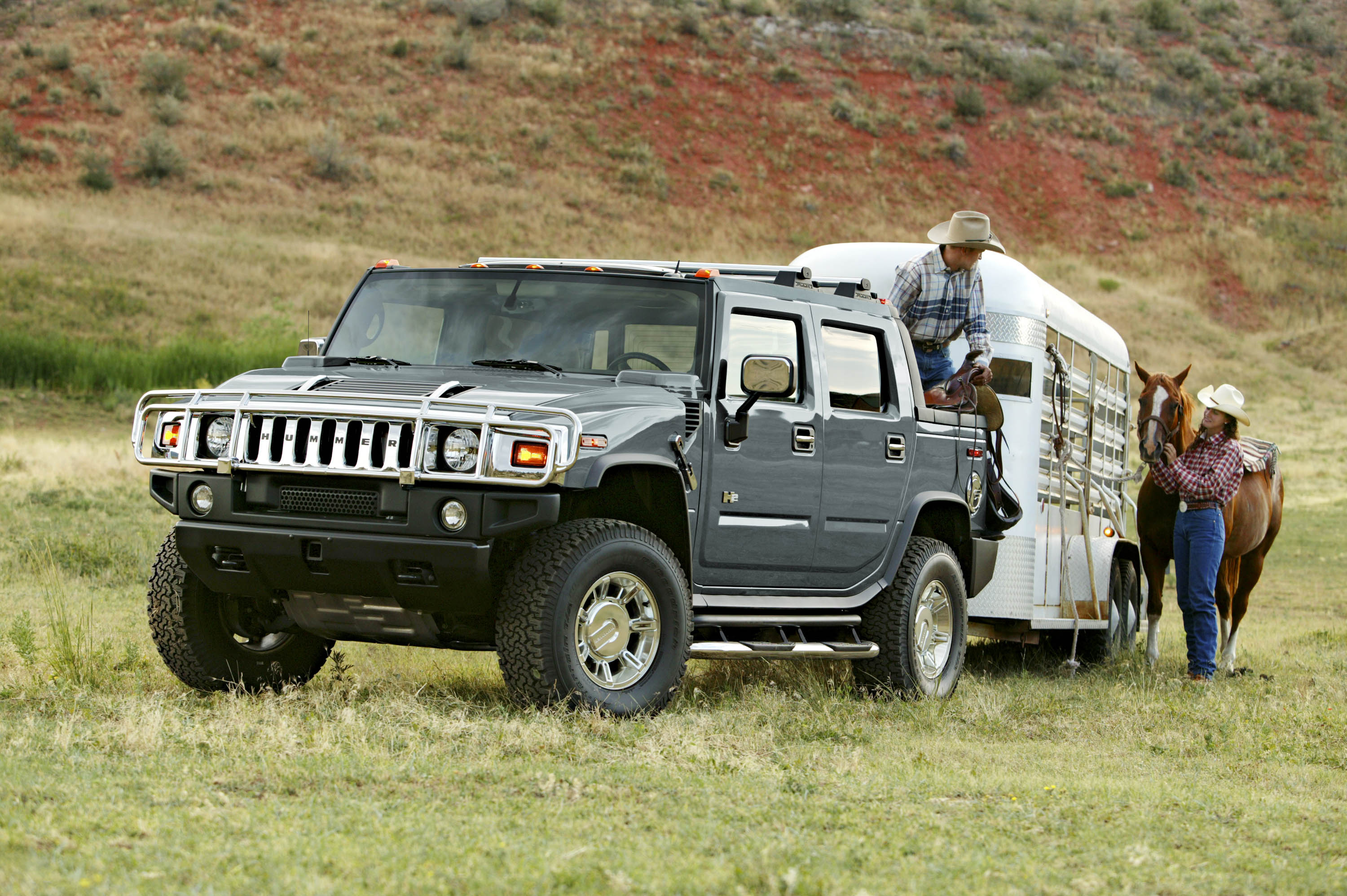 Hummer H2 Sut For Sale >> HUMMER H2 SUT -- All the capabil